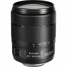 NEW Canon EF-S Zoom 18-135mm f/3.5-5.6 IS Nano USM LENS IN WHITEBOX UK NEXTDAY D