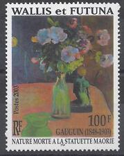 WALLIS et FUTUNA - N° 603 - NEUF SANS CHARNIERE - PAUL GAUGUIN