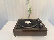 LENCO L75/78 FROZEN BRONZ METALIC Plinth Zarge (WITHOUT TURNTABLE!!)