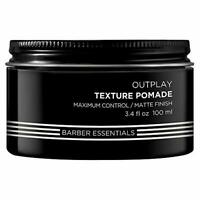 Redken Brews Texture Pomade For Men, 3.4oz