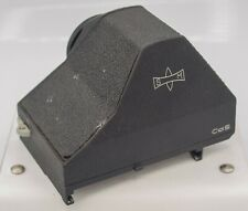 Mamiya C220 C330 CDS Metered Poroflex Eye Level TLR Camera Finder *Read*