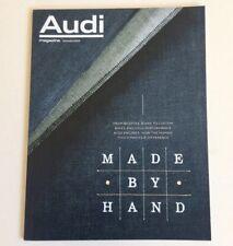 Audi . Audi Magazine . Autumn 2013