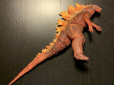 NECA Burning Godzilla figure King of the Monsters exclusive Loose