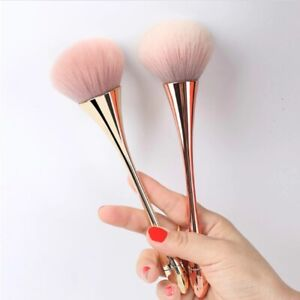 Large Rose Powder Blush Brush Professional Brushes Set Face Beauty Makeup Tool