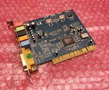 Genius LWHA521-T9 PCI Stereo Sound Card Gamesurround Muse XL
