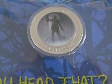 Haunted Canada Ghost Brakeman Coin and Stamp Set