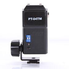 4 Channel Wireless Flash Single Receiver PT-04 TM Yongnuo Nikon Canon Speedlite