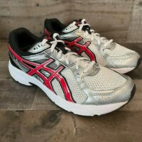 ASICS Mens Gel Contend 2 Running Shoes Gray T426N Lace Up Low Top Sneakers 8 M