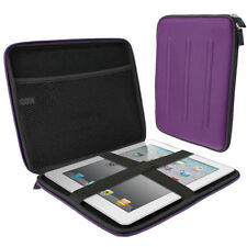 Púrpura Eva duro funda para Apple iPad 2 3 4 Retina iPad 2 & Pro Air, Air 9.7
