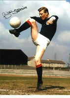 Billy McNeil Scotland FC Signed 16 x 12 inch authentic football photo SS1284
