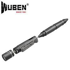 Flashlight LED  Penlight  Best Tactical 130 Lumens Wuben USB Rechargeable