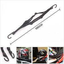 Motorcycle Luggage Rack Fixed Cargo Sundries Helmet Storage Resilient Rope Tool