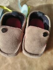 Ted Baker Baby Boy's Driver Booties  3-6 Months   New