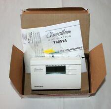 Raumthermostat Honeywell T8851A 1006, Unbenutzte Lagerware