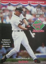 The History of Opening Day 1997 Sports Illustrated/True Value Souvenir - Ripken