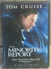 New listing Minority Report (Dvd, 2002, 2-Disc Set, Widescreen) ships free with tracking