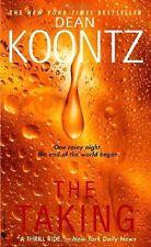The Taking - Dean Koontz GC paperback Suspense, thriller - A world under siege