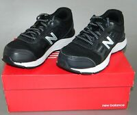 New Balance Kids Boy's 680v5 Running Shoes Sneakers Black White Size 1.5 2 New