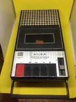Rare Vintage Alba Model R29 AC/DC Cassette Recorder WORKING NEW BELT HAS FAULTS