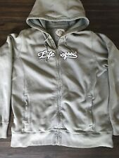 LIFE IS GOOD Womens Hoodie Sweatshirt Full Zip Up Jacket Relaxed Fit Large L