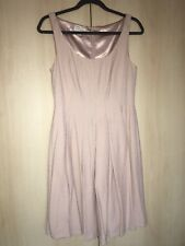 Monsoon Baby Pink Skater Dress 10 Nearly New