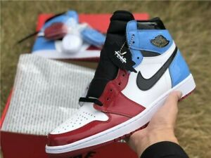 """Nike Air Jordan 1 Retro High """"Fearless"""" dal 36 al 45 Leggi la Descrizione"""