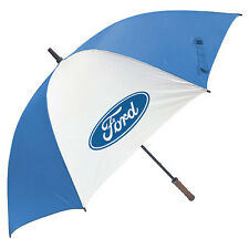 FORD Blue Golf UMBRELLA Fathers Mothers Day Birthday Gift Official Merchandise