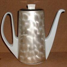 Bauscher Art Deco Thermo Kanne WMF E.P. Brass