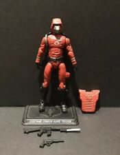 G.I. Joe 25th 30th 50th Cobra Elite Crimson Guard Figure V12 Complete