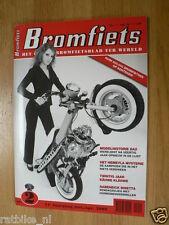 BRO0902-HEMEYLA RACER MEIJER,HONDA DAX MODEL HISTORY,NSU,RABENEICK BINETTA,