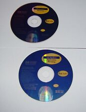 HP Pavilion PC Recovery Discs -1998 2 CD Set Computer Software