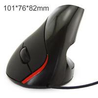 5D USB Filaire design ergonomique souris optique verticale souris pourordinat
