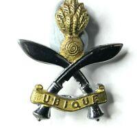 Original Gurkha Engineers Corps Brigade Battalion Cap Badge officer quality