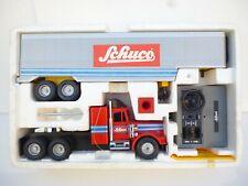 SCHUCO 25-1047 : 30 Tonner Diesel LKW Truck Ferngesteuert ca.66cm / 1:30 In Box