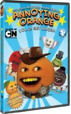 The High Fructose Adventures of Annoying Orange: Volume 2: Get Juiced! [New DVD]