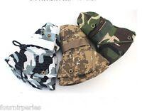 FP Chapeau de Brousse Bob Large Bord Camouflage Militaire Pêche Chasse Unisexe