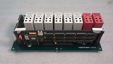 Opto-22 PB32HQ PCB w/ 6) IDC5Q I/O Modules & 2) ODC5Q Output Modules