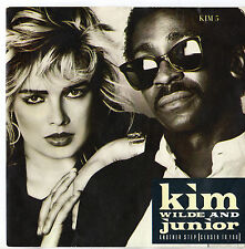 """Kim Wilde And Junior - Another Step 7"""" Single 1987"""