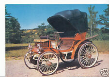 Vintage Motor Cars Postcard - Peugeot - Vis-a-Vis 1895 - EB167