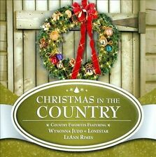 Audio CD Christmas in the Country - Wynonna Judd - Free Shipping