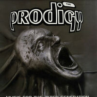 The Prodigy - Music For The Jilted Generation (2LP Vinyl) 1994 Classic! NEU+OVP