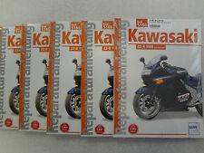 Reparaturanleitung, Buch,  KAWASAKI, ZZR1100, ZXT10 C / D , ab 1991, Band 5166