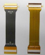 FLAT FLEX FLET per SAMSUNG SGH Z400 DISPLAY BIANCO TASTI KO RICAMBIO