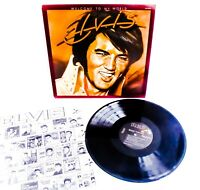 Elvis Presley LP: Welcome To My World (1977 RCA Victor APL1-2274) ~ Vinyl Record