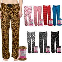 Carnival Intimates Ladies Flannel Printed Lounge Pajama Pants