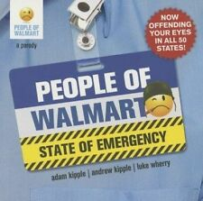 NEW People of Walmart: State of Emergency: A Parody by Andrew Kipple
