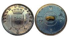 Bouton/ Button Ville de DIJON (Côte-d'Or). Vers 1930. 23 mm. SUP