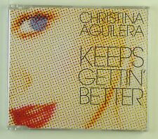 Maxi CD - Christina Aguilera - Keeps Gettin' Better - #A1938 - Neu