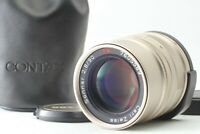 [Near Mint] Contax G Carl Zeiss Sonnar 90mm f2.8 T* For G1 G2 w/ Cap From Japan