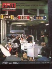 La vie du rail n°1620 du 4/12/1977 VOYAGEURS : INNOVATIONS SUR LE NORD